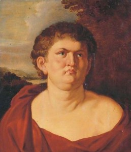 Taller de Peter Paul Rubens: Retrato de Nerón, ca. 1638. Colección privada.