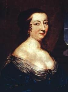 Anónimo: Madame de Rambouillet, siglo XVII. Colección privada.